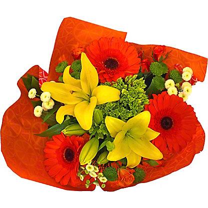 Central Market Orange Crush Bouquet, ea