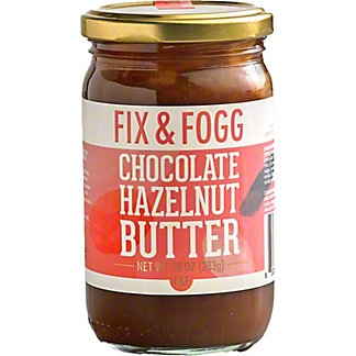 Fix & Fogg Chocolate Hazelnut Butter, 10 oz