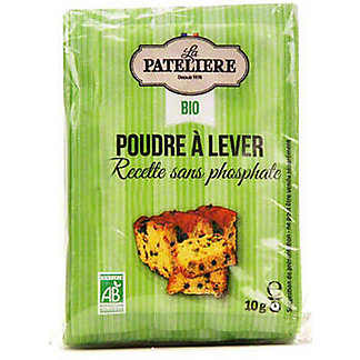 La Pateliere Baking Powder, 6 ct