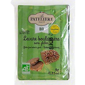 La Pateliere Instant Yeast, 8 ct