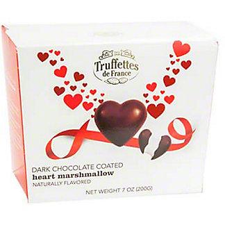 Truffettes De France Valentine Dark Chocolate Marshmallows, 7 oz