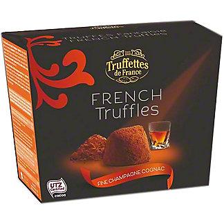 Truffettes De France Cognac Fine Champagne Truffles, 7 oz