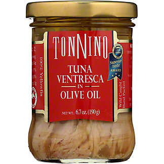 Tonnino Tuna Ventresca In Olive Oil, 6.70 oz