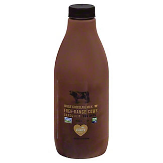 Hart Dairy GrassfedChocolate WholeMilk, 28 oz