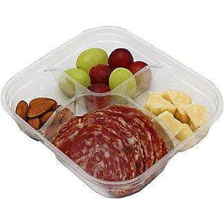 Central Market Sopressata And Parmesan Snack Pack, ea