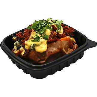 Central Market Chorizo With Black Bean Stuffed Sweet Potato, ea
