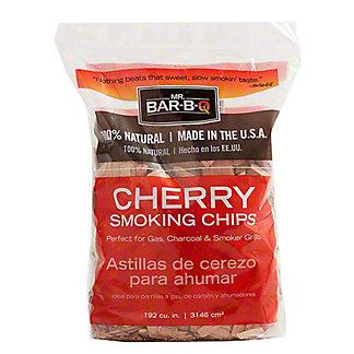 Mr. Bar-B-Q Cherry Smoking Chips, 6.9 lbs