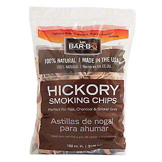 Mr. Bar-B-Q Hickory Smoking Chips, 6.9 lbs