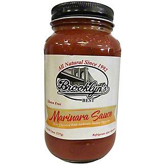Brooklyn's Best Marinara Pasta Sauce, 25 oz