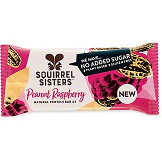 Squirrel Sisters Peanut Raspberry Energy Bar, 1.41 oz