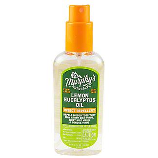 Murphy's Naturals Lemon Eucalyptus Insect Repellent, 4 oz