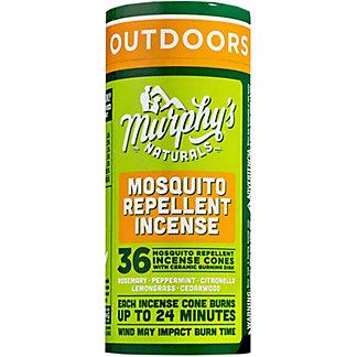 Murphy's Naturals Mosquito Repellent Cones, 36 ct