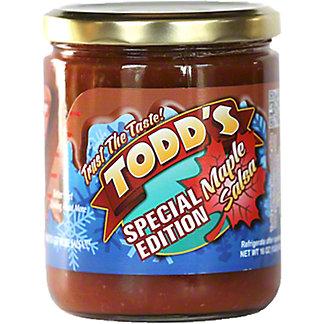Todd's Maple Salsa, 15 oz