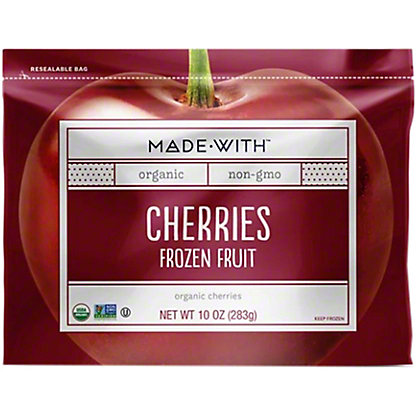 Made With Organic Cherries, 10 oz