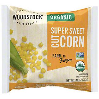 Woodstock Organic Frozen Sweet Corn, 10 oz