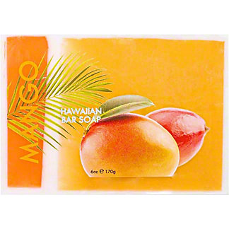 Maui Soap Company Mango Bar Soap, 6 oz