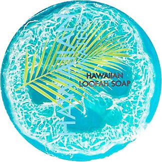 Maui Soap Company Hawaiian Waters Loofah Soap, 4.7 oz