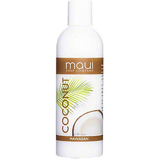Maui Soap Company Coconut Body Lotion, 8 oz