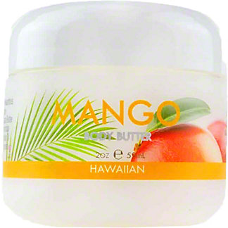 Maui Soap Company Mango Body Butter, 2 oz