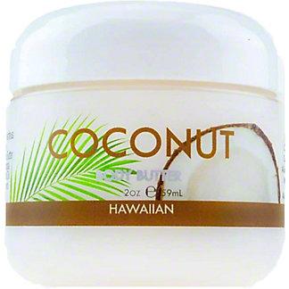 Maui Soap Company Coconut Body Butter, 2 oz