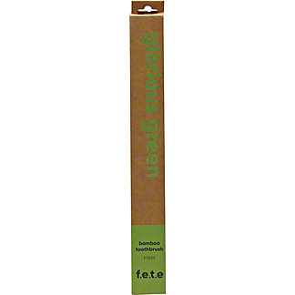 F.E.T.E Glorious Green Firm Adult Toothbrush, ea
