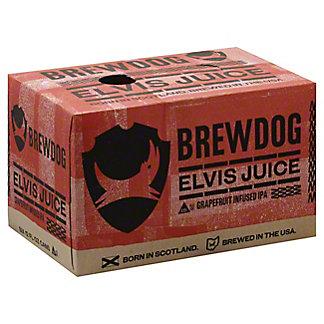 BrewDog Elvis Juice, 6 pk Cans, 12 fl oz ea