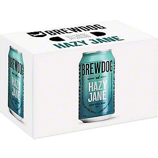 Brewdog Hazy Jane IPA Cans, 6 pk, 12 fl oz ea