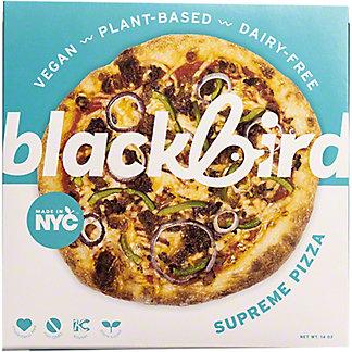 Blackbird Plant BasedSupreme Pizza, 14 oz