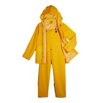 Rainsuit Yellow 3 Pc 000237