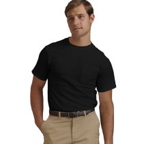 Tee Shirt With Pocket 000291  WHILE SUPPLIES LAST