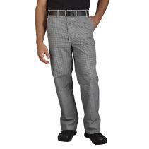 Zip-Front Chef Pants 035110