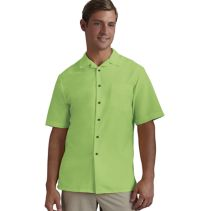 Solid Ripstop Camp Shirt 060219