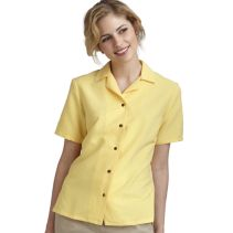 Solid Ripstop Camp Blouse 060220