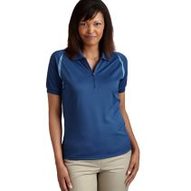 Mesh Raglan Female Polo 060591