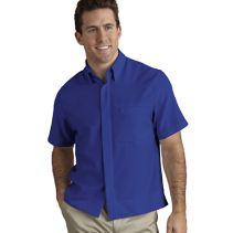 Fusion Fly-Front Camp Shirt060834