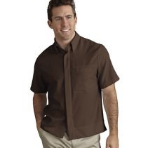 Fusion Fly-Front Camp Shirt 060834