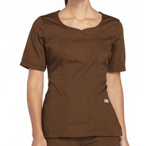 Cherokee 4746 Novelty Top 061165  WORKWEAR