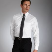 Fitted Texture Dress Shirt 061678  Easy Care