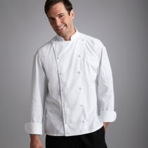 Vented Chef Coat 062349  WHILE SUPPLIES LAST