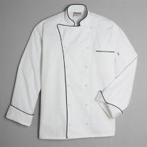 Cord Edge Chef Coat062350