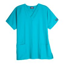 Cherokee 4700 Female Vneck Top 063161  WORKWEAR