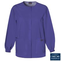 Cherokee 4350 Female Snap Jckt 063187  WORKWEAR