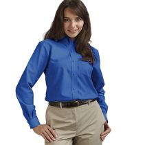 Executive Oxford Blouse F 066528