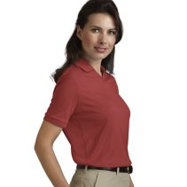 Jet Pique  Female Polo 067827  WHILE SUPPLIES LAST