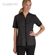 Rendition Zip-Front Tunic 067988
