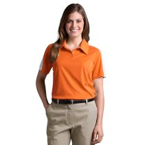 Performance 2-Tone Female Polo 069701  WHILE SUPPLIES LAST