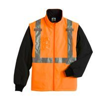 Hi-Vis Inner Thermal Jacket 071042  Easy Care