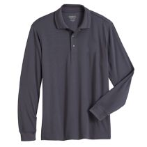Long Sleeve Male Polo 071786