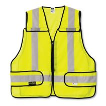 Hi Vis Tear Away Vest 074361  NEW