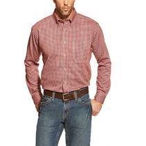 Ariat Bell Male Work Shirt 078990  NEW